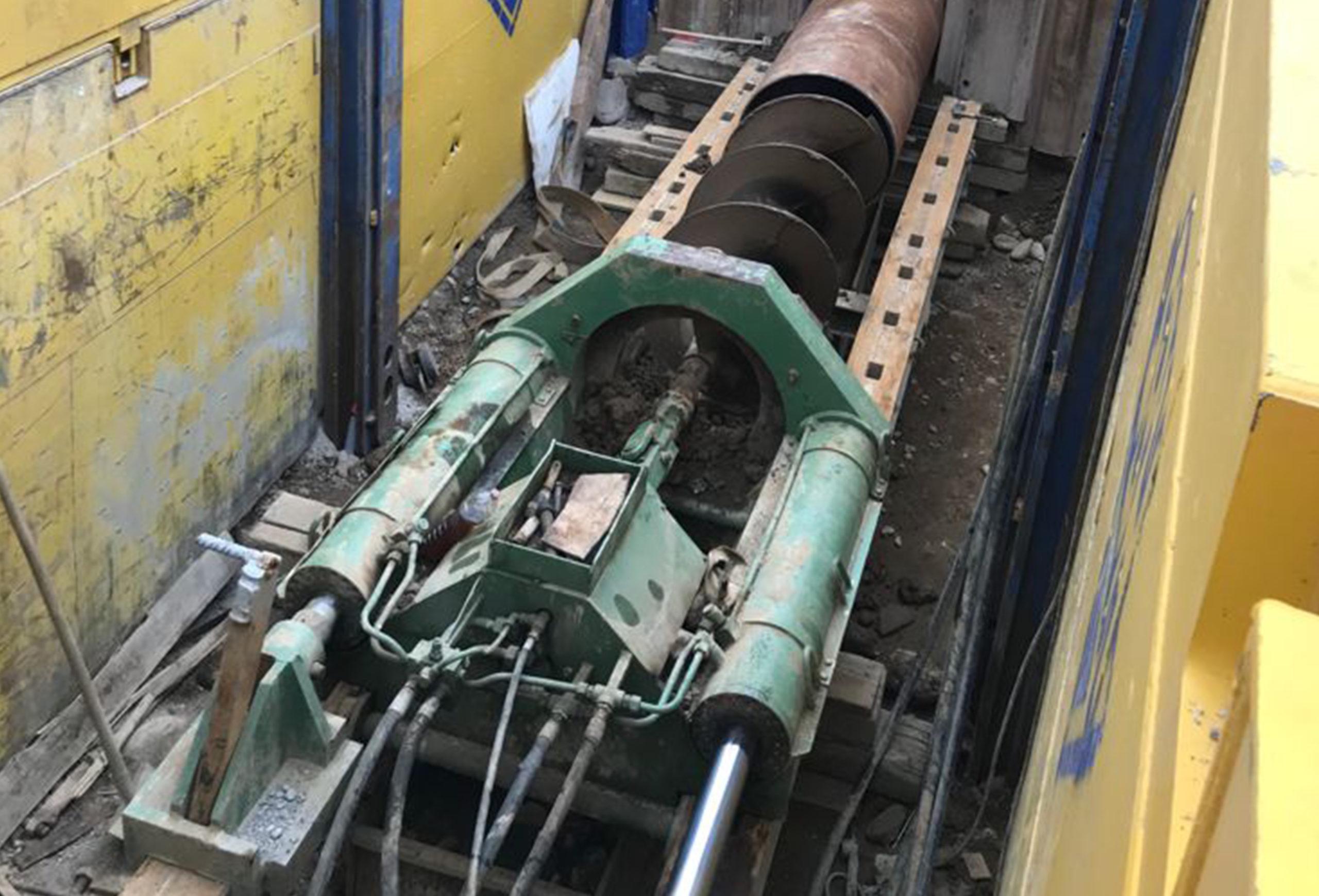 spingitubo ferroviario Prog 4542-1 Cap Holding